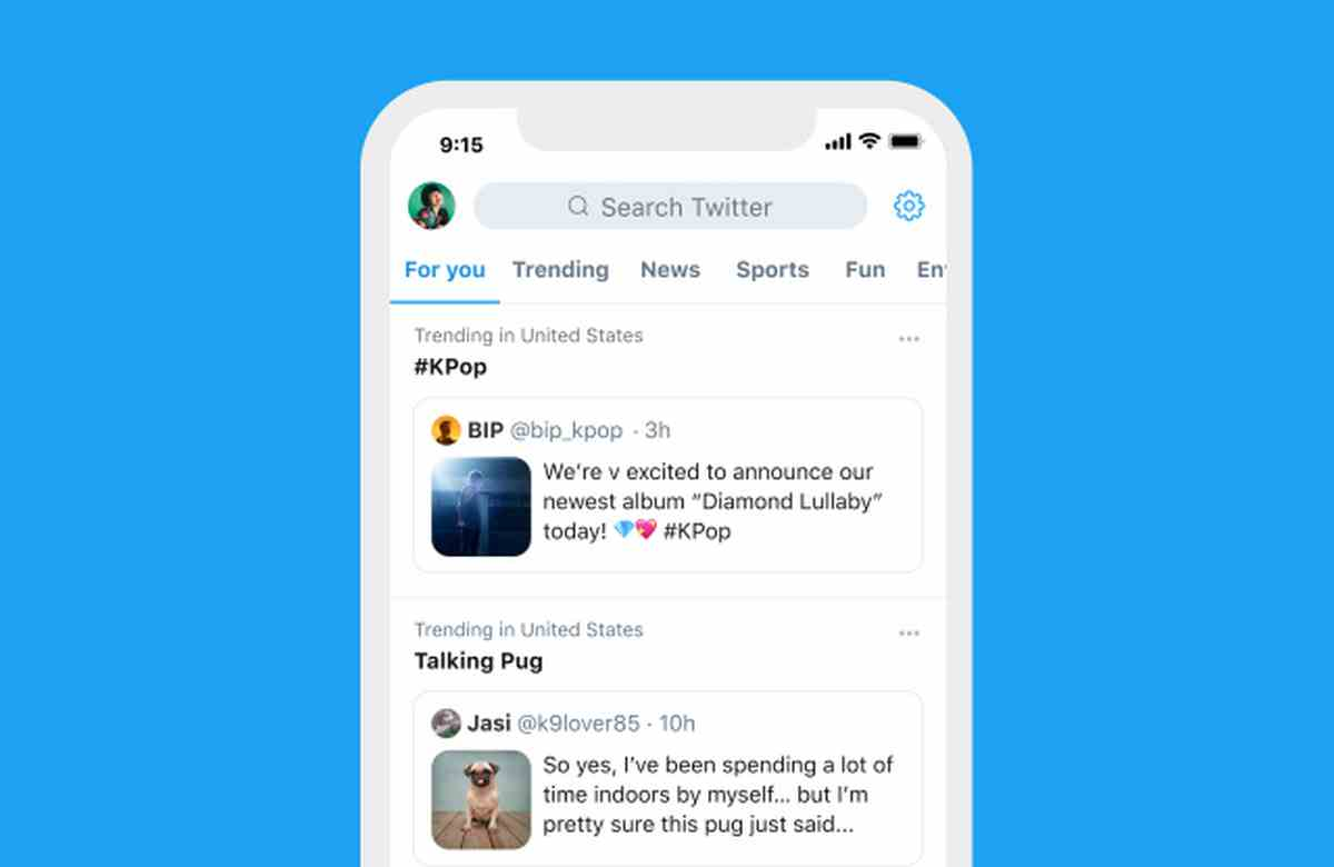 Twitter nos ayudará a saber mejor por qué un tema es tendencia