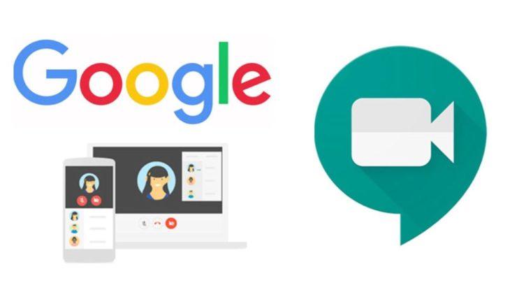 extension visual effects for google meet para aplicacion de videollamadas google meet