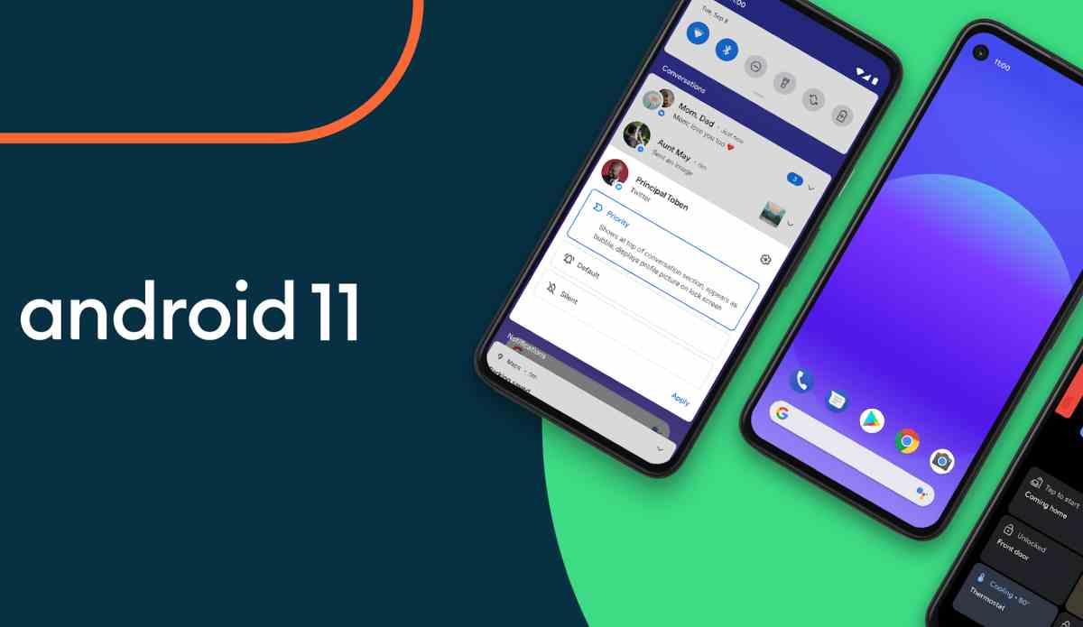 Android 11 es oficial: esto es lo que incluye