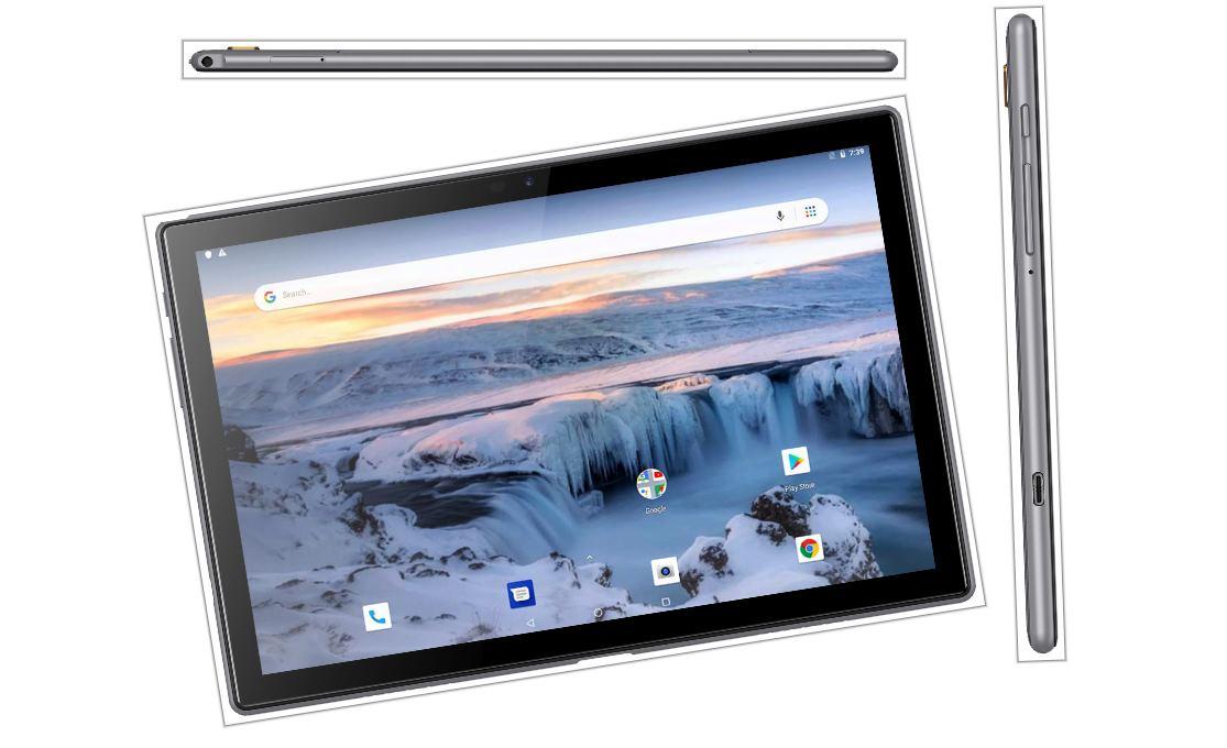 Así es la nueva tablet de InnJoo, la Voom Tab Pro, de 200 euros