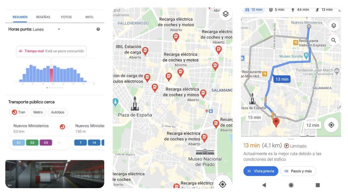 Cómo puede Google Maps ayudar en la vuelta al trabajo y al cole