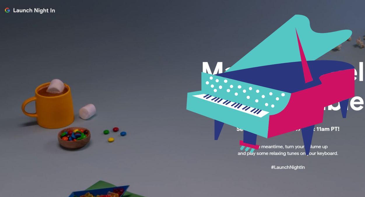 Tu teclado como un piano en un nuevo proyecto de Google