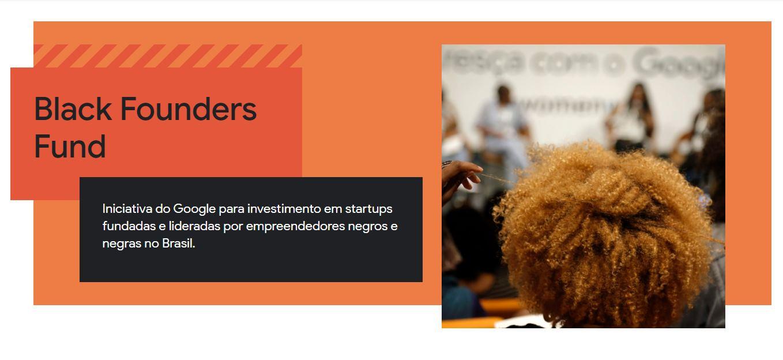 Google presenta programa de apoyo a startups con fundadores negros