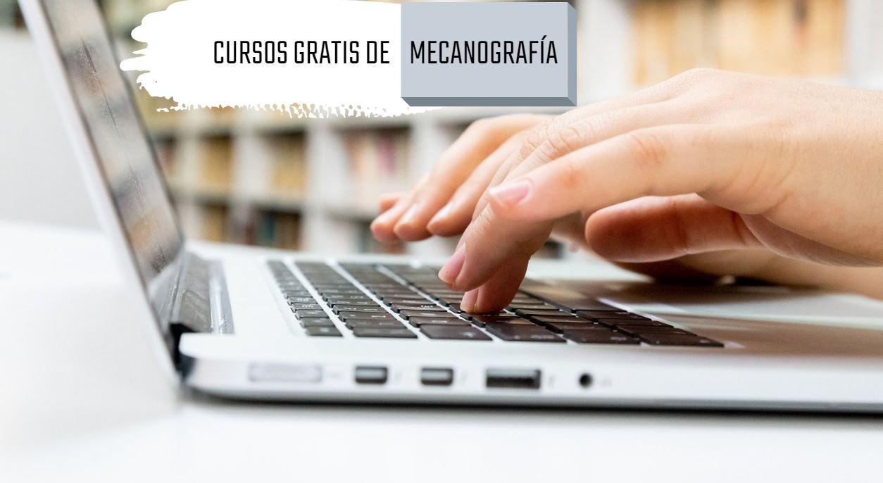 Cursos gratis para aprender mecanografía