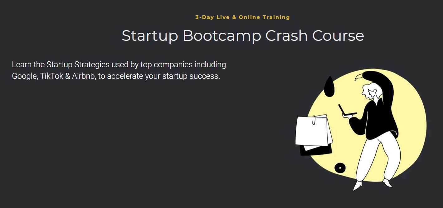Sprintup Bootcamp: el Startup Weekend para womxn