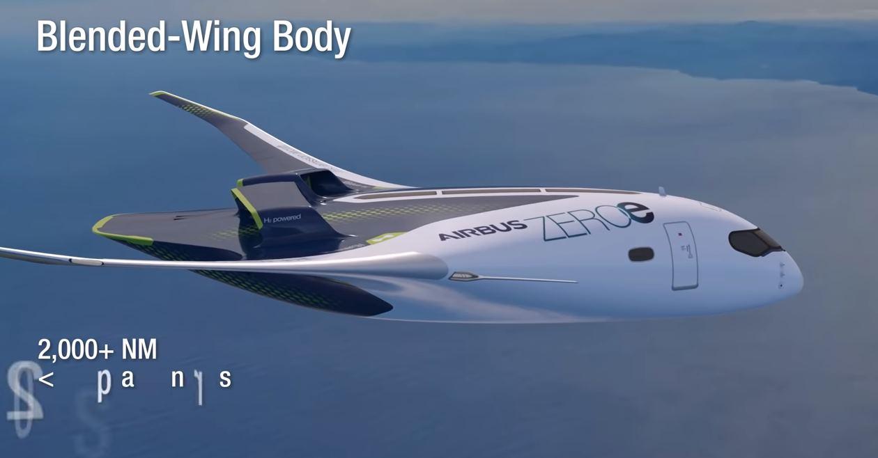 Airbus presenta 3 aviones eléctricos, aunque de momento solo son prototipos