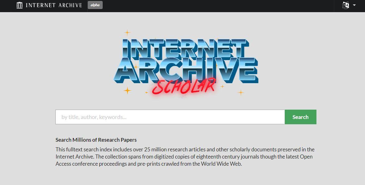 Millones de artículos académicos preservados para siempre