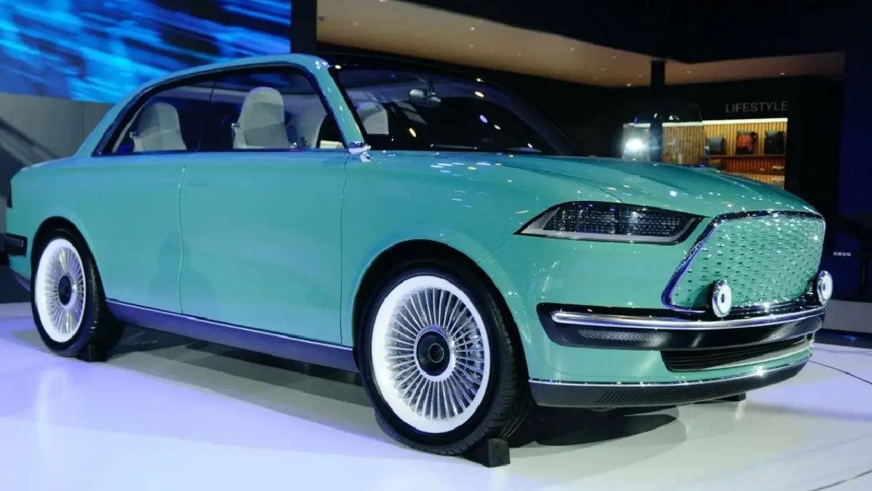 Ora Futurist, el coche eléctrico vintage con 700 km de autonomía