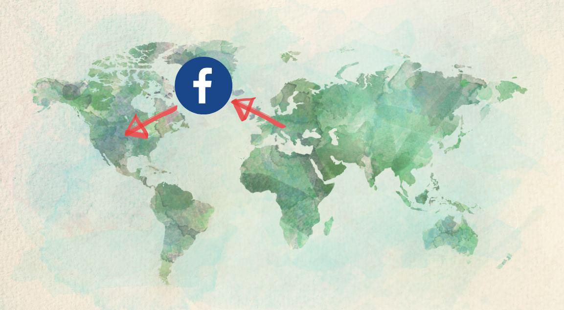 facebook Europa
