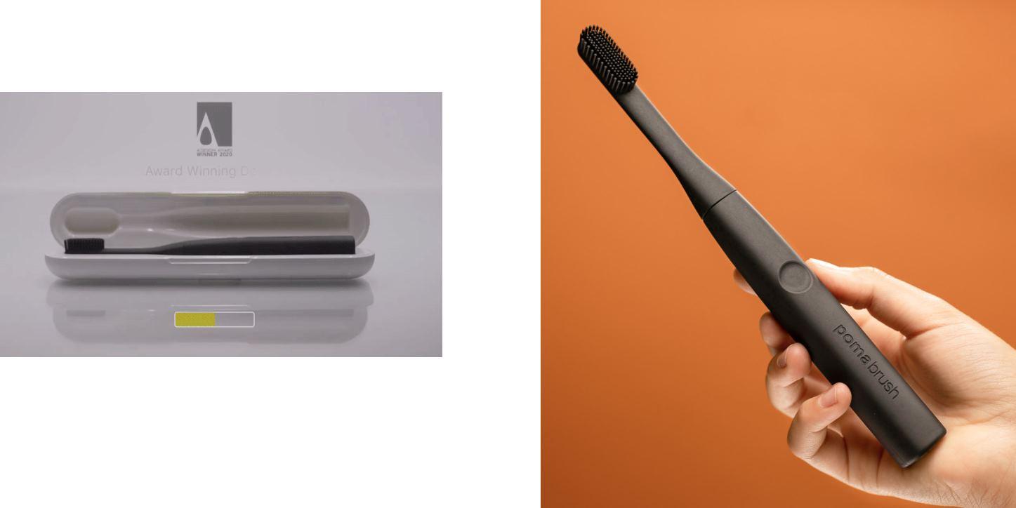 Un cepillo de dientes eléctrico de silicona ya supera los 800.000 euros de inversión en Crowdfunding