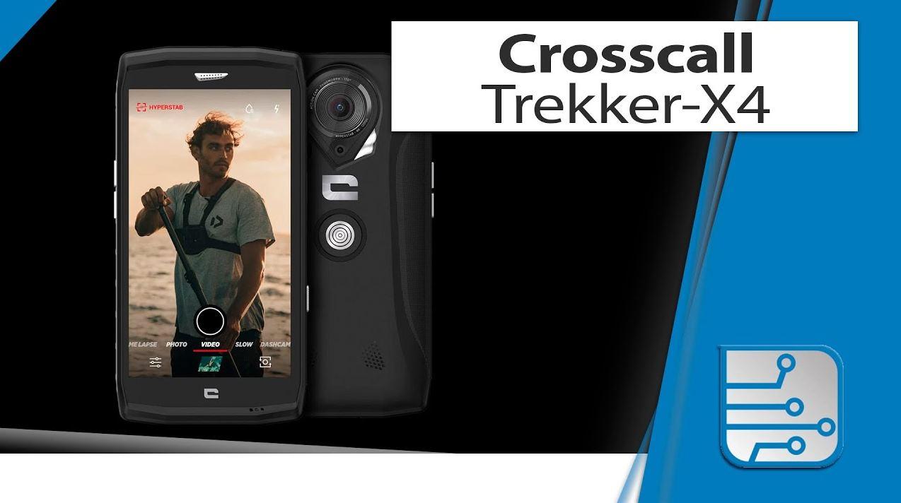 Crosscall Trekker X4, lo sumergimos y lo golpeamos para ver su resistencia