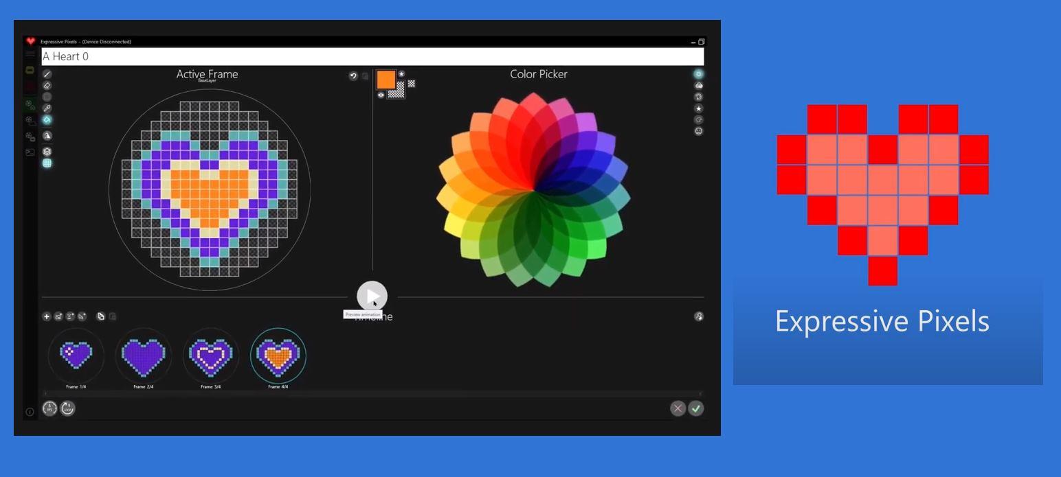 Microsoft lanza Expressive Pixels, para programadores originales amantes del Pixel