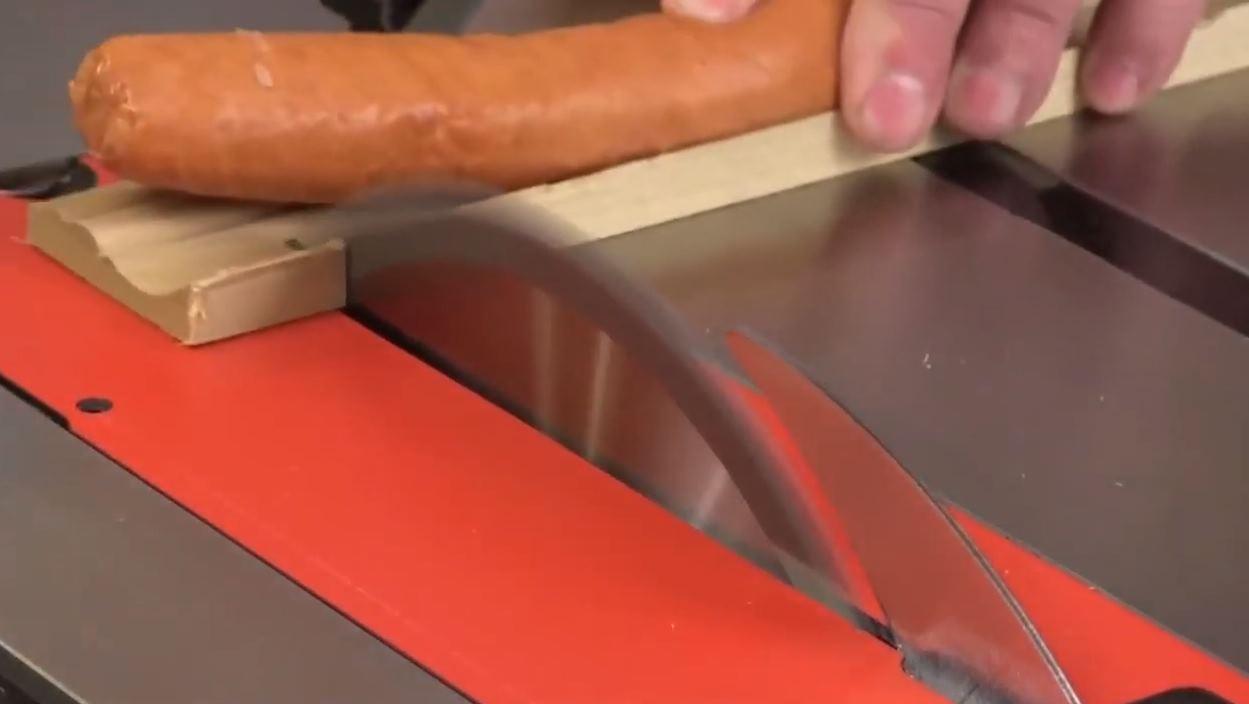 sierra salchicha