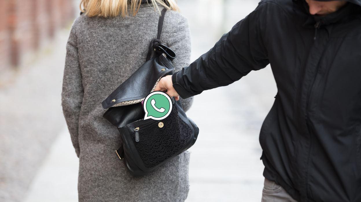 robar whatsapp