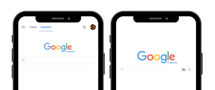 Comparador Google Imagenes