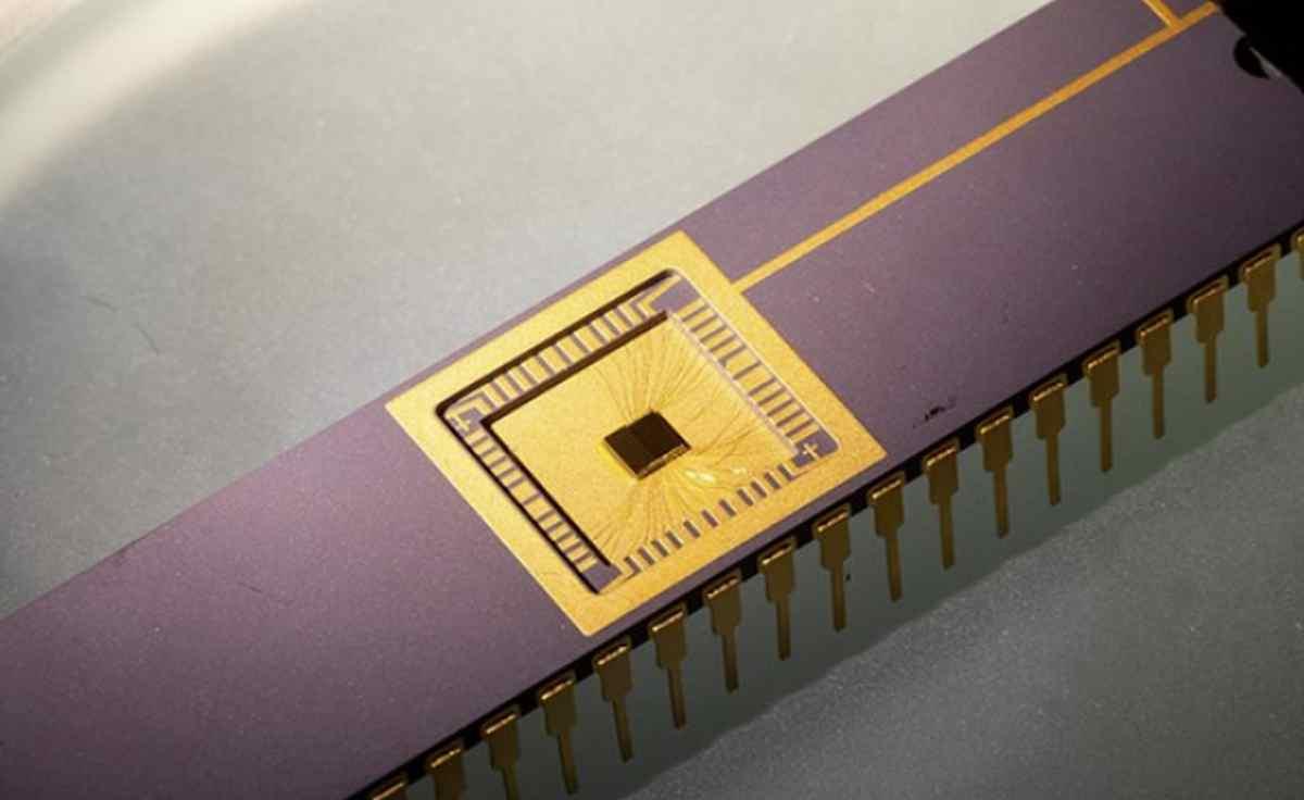 Chip de grafeno