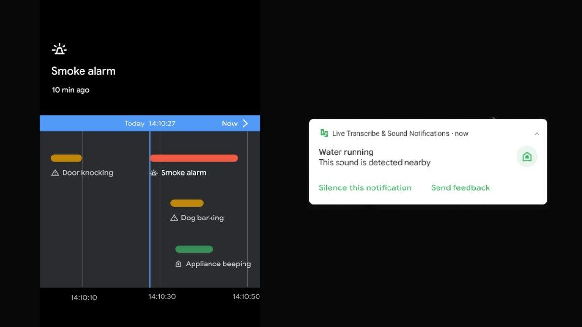 Ahora se puede monitorear sonidos del entorno con un móvil Android