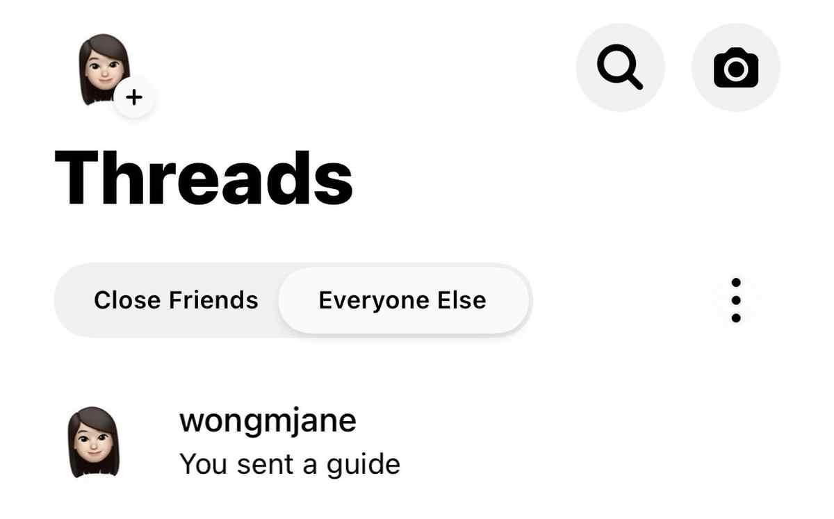 Threads, de Instagram, ya permite conversar con el resto de usuarios