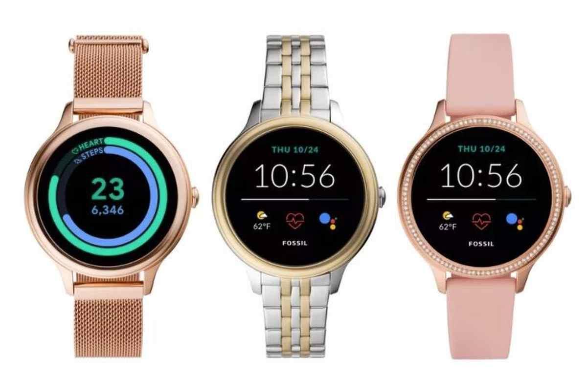 Fossil presenta sus relojes inteligentes algo más económicos