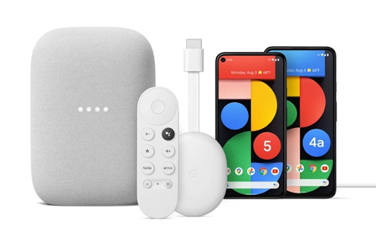 Así son los nuevos dispositivos presentados por Google