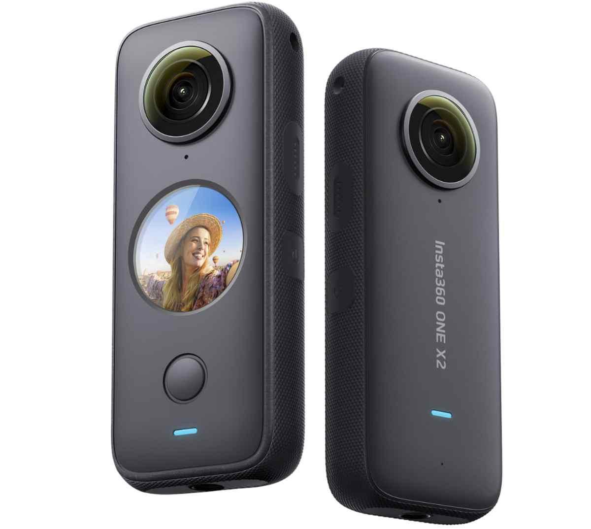 La nueva Insta360 One X2 es más que una cámara de acción de 360º