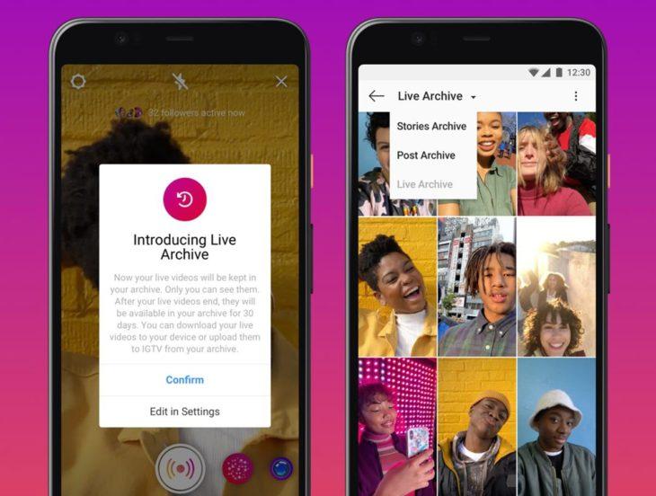 Instagram ahora permite transmitir en vivo hasta 4 horas