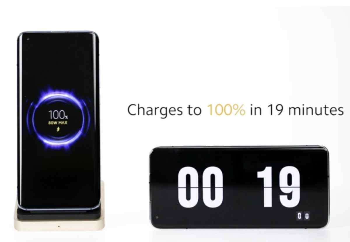 Nuevo sistema de carga inalámbrica de Xiaomi consigue el 100% en menos de 20 minutos