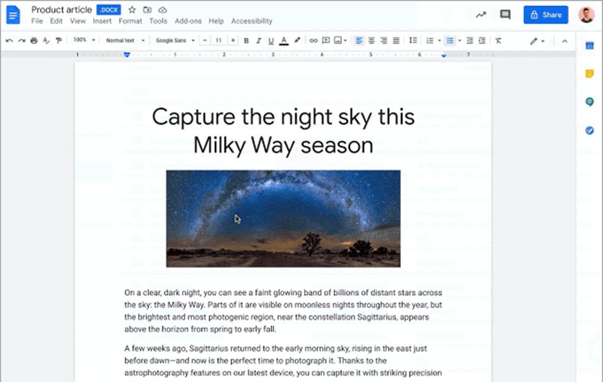 Abrir archivos Office desde Google Drive ahora es mucho más fácil