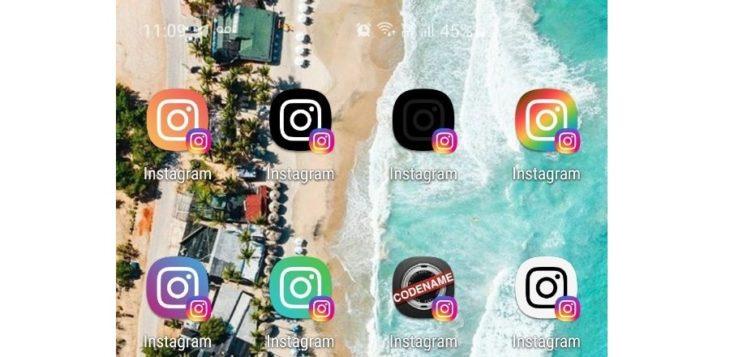 Modificar icono Instagram paso a paso