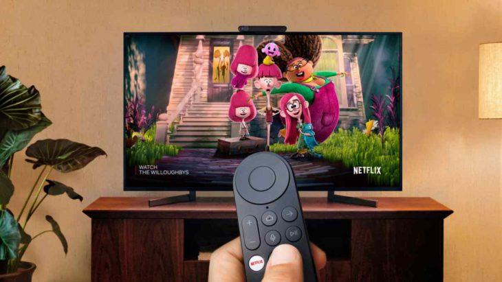 Netflix en Portal TV