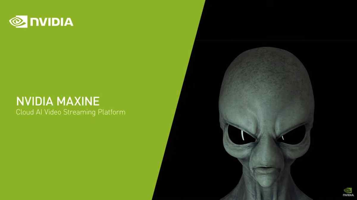 Maxine, lo nuevo de Nvidia para mejorar las videollamadas