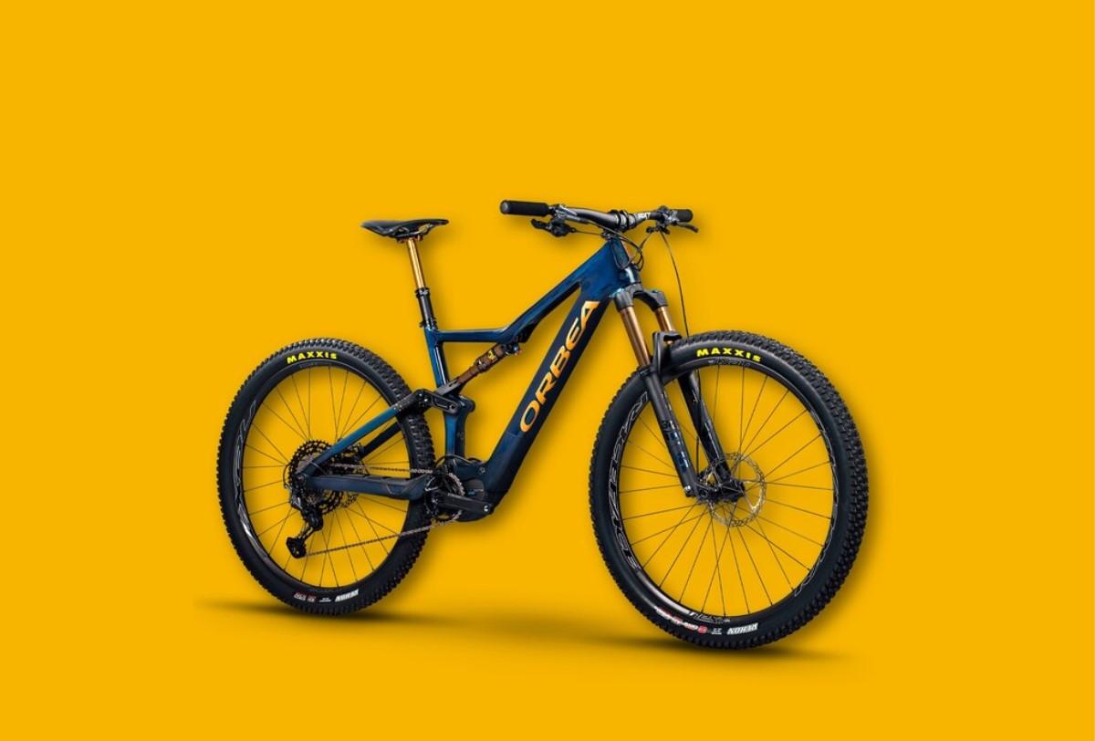 Orbea Rise, bicicleta eléctrica de montaña, de manufactura española y 16 kg de peso