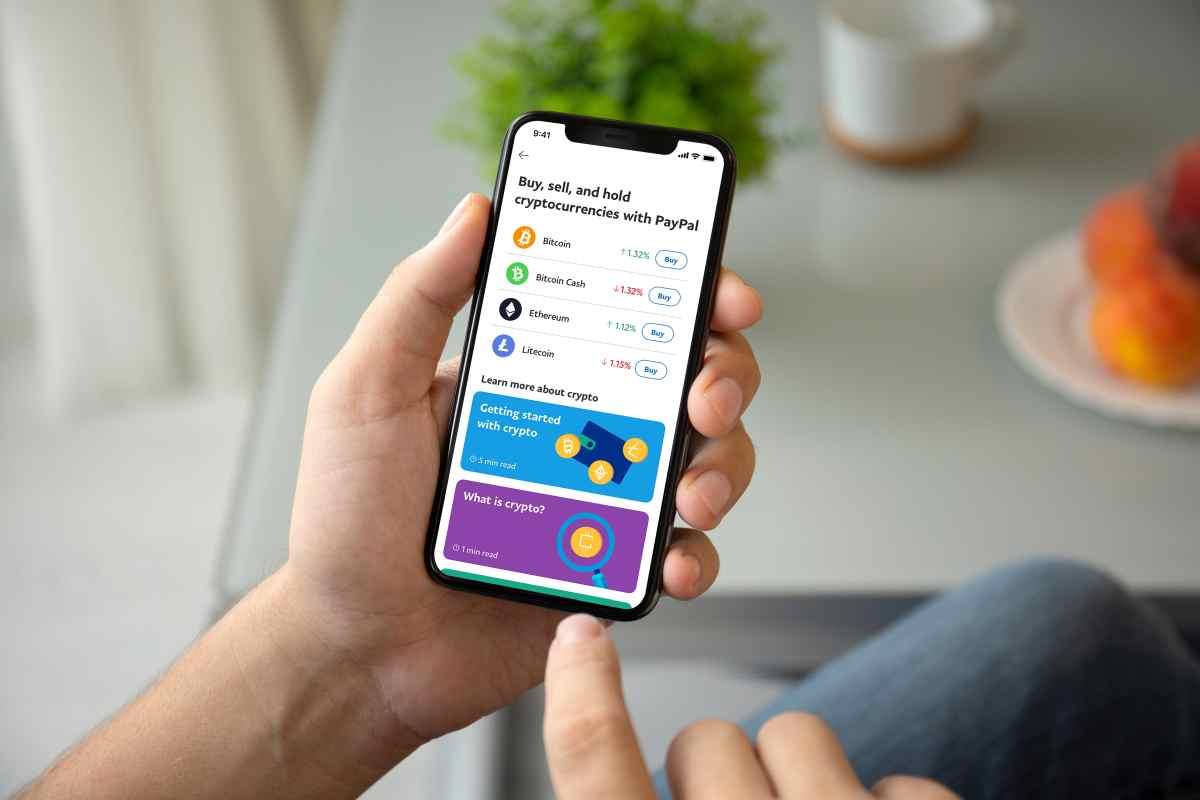Paypal comenzará a dar soporte a las operaciones con criptomonedas