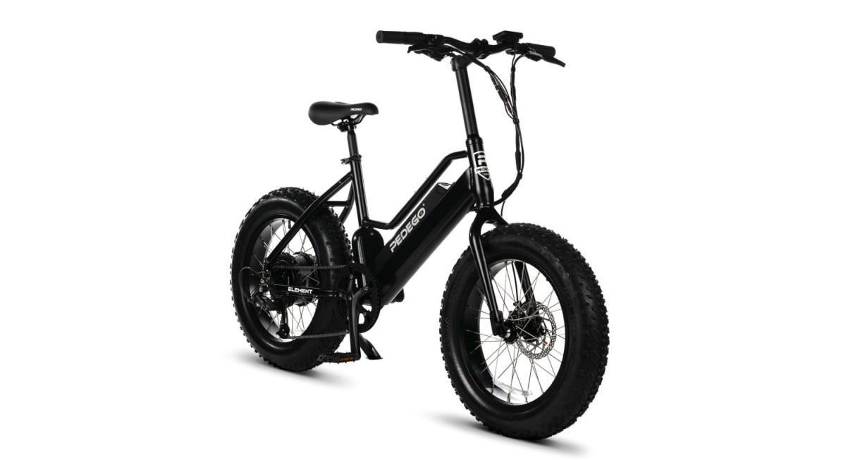 Pedego Element, una fat bike eléctrica que te ofrece una autonomía de hasta 65 kilómetros