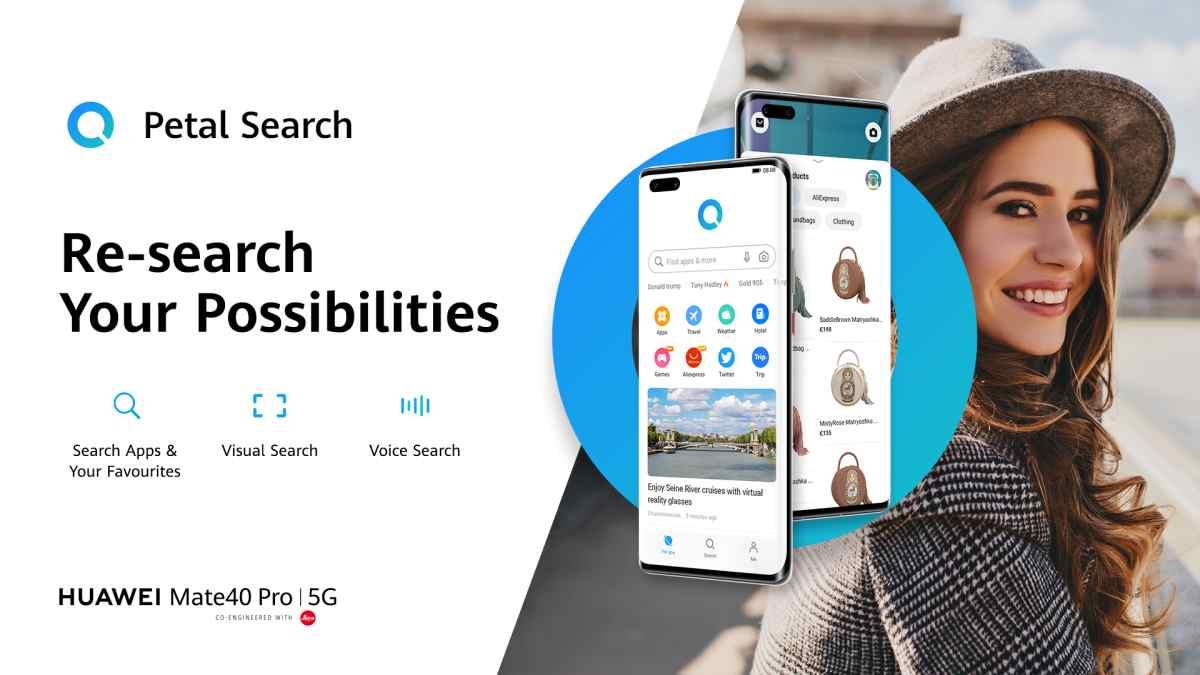 Huawei mejora su buscador y lanza su equivalente a Google Maps y Google Docs