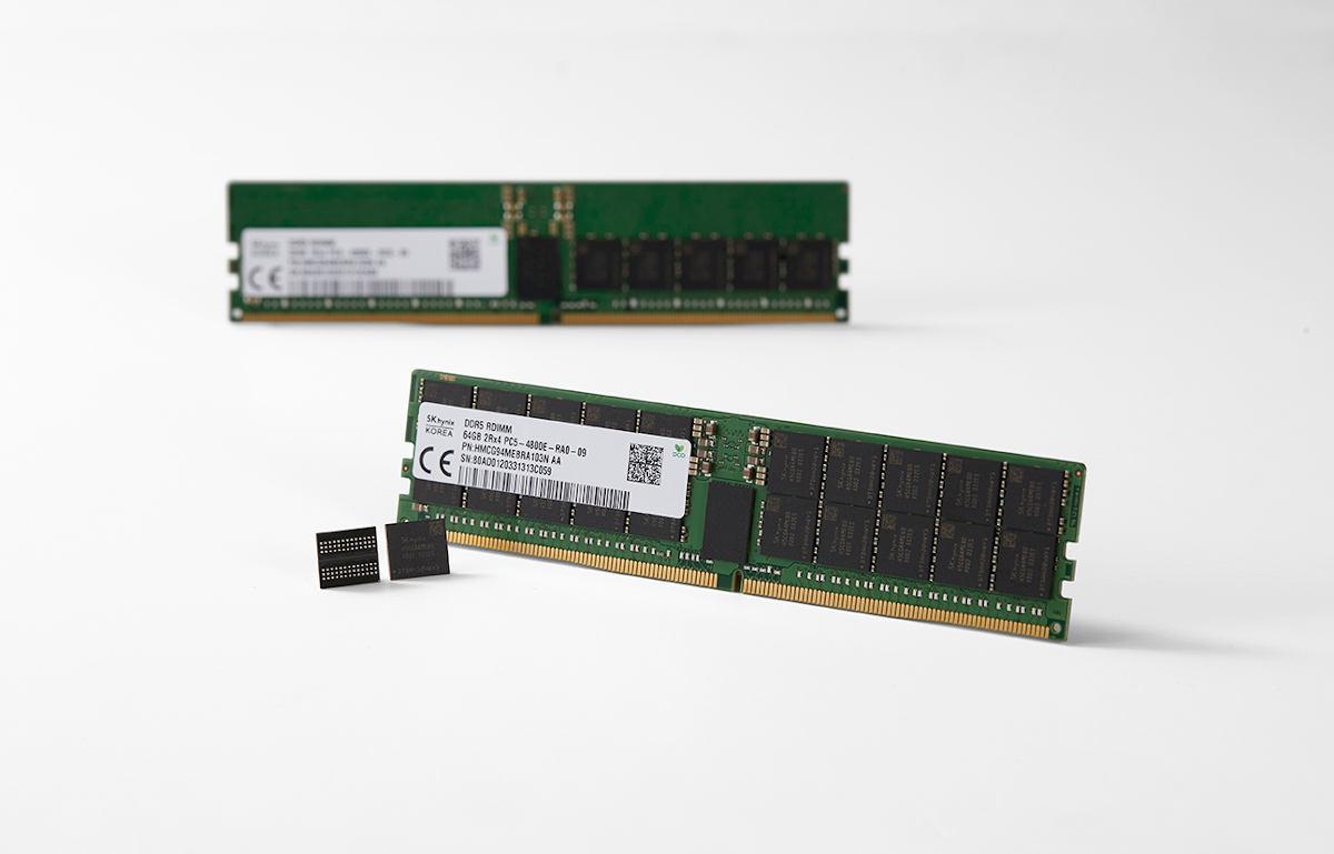 Salen al mercado las primeras RAM DDR5