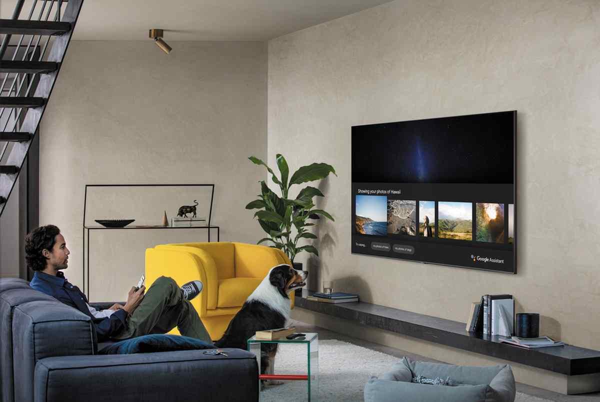 Usuarios de los nuevos Smart TV de Samsung pronto podrán usar el Asistente de Google