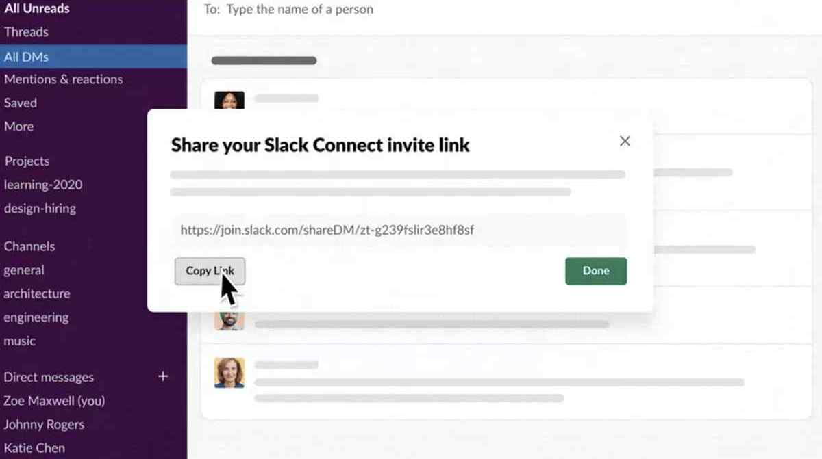 Slack Connect