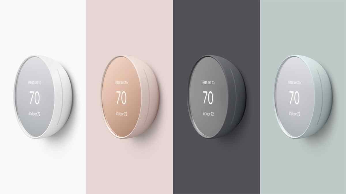 Así es el nuevo termostato inteligente de Nest, el más asequible de la familia