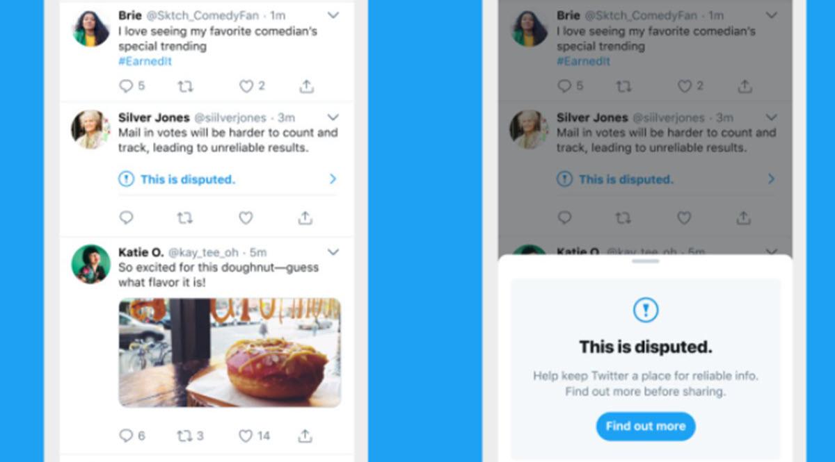 Twitter tiene una nueva estrategia para combatir la desinformación