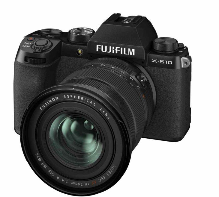 Fuji X-S10