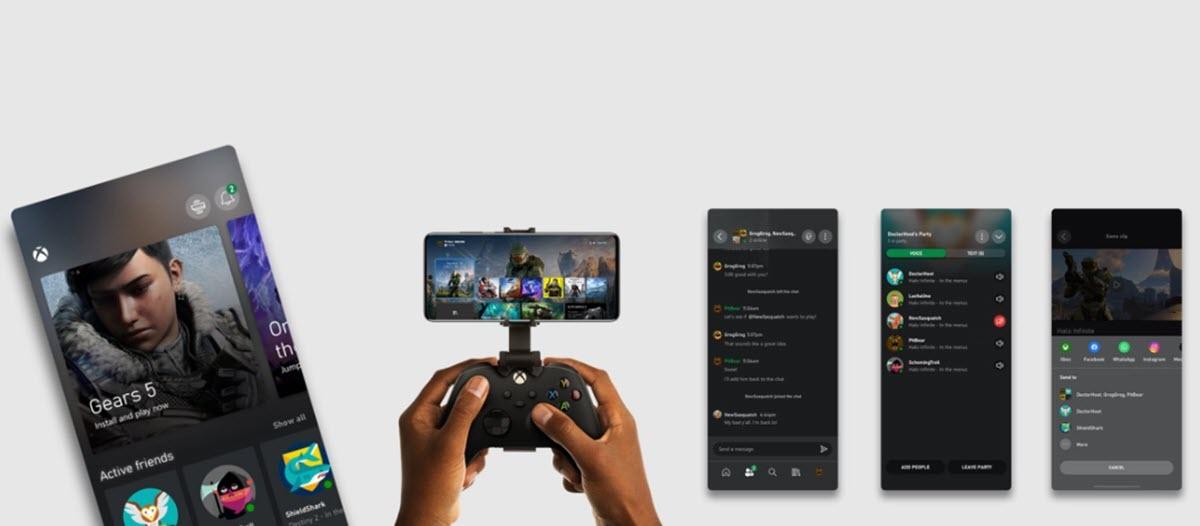 La app de Xbox ya permite transmitir juegos de Xbox One en el iPhone