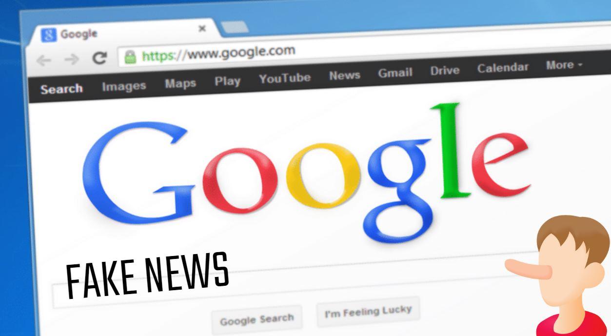 5 formas de identificar Fake News desde Google
