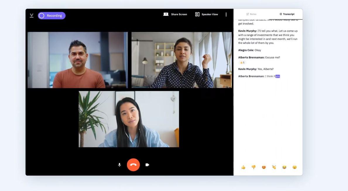 Vowel, videoconferencia que transcribe lo que hablamos, para tenerlo todo en texto