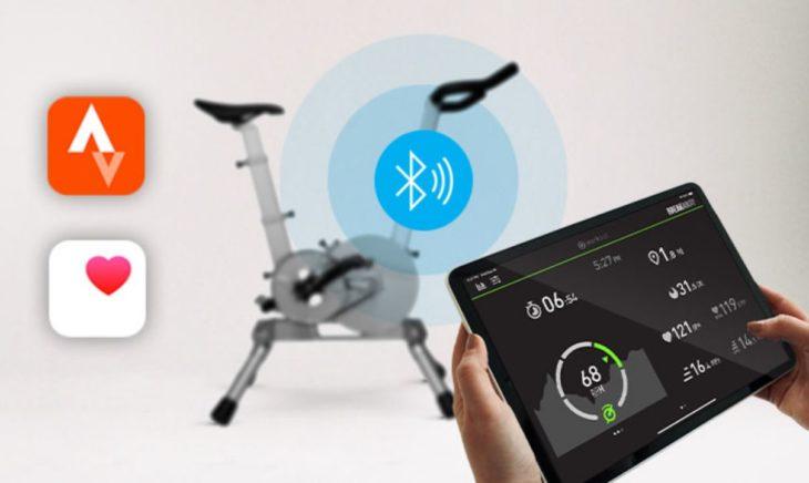 bicicleta conectada