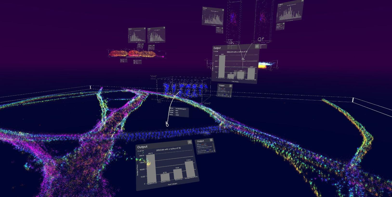 Realidad virtual para mirar por dentro de las células