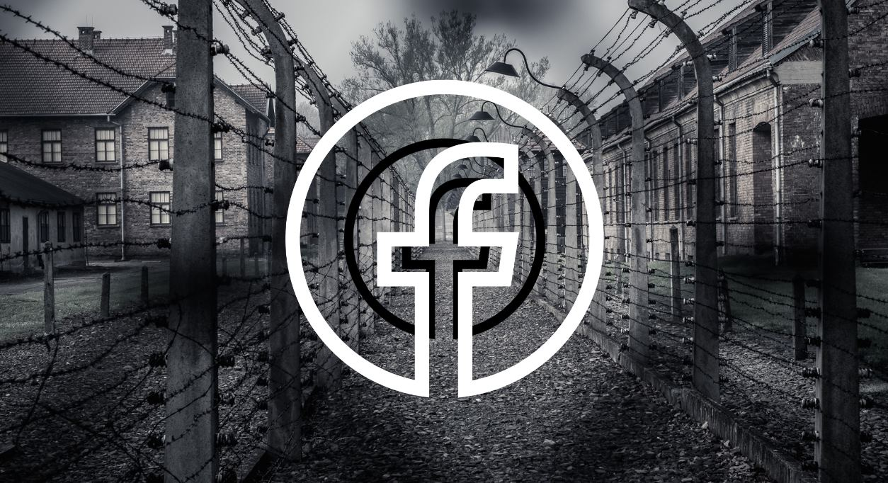 Facebook no permitirá publicaciones que nieguen el Holocausto