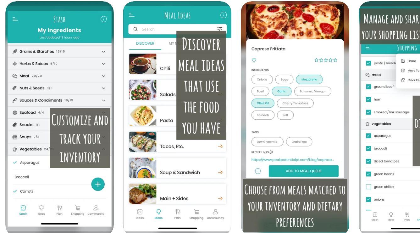 Nueva app para encontrar recetas con los ingredientes que tengo
