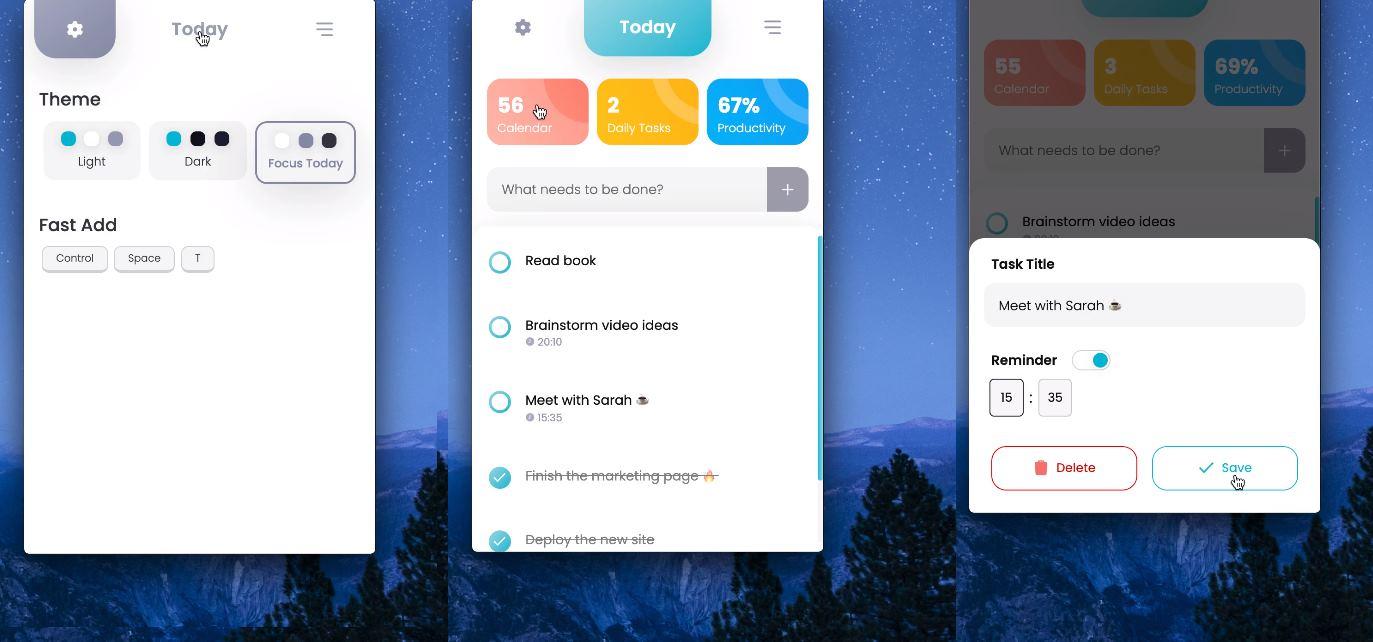 Renoj, un programa para ayudar a mejorar nuestra productividad en Windows o Mac