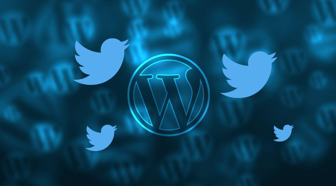 WordPress ya puede transformar artículos en lista de tweets
